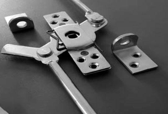 3 Way Rod Lock