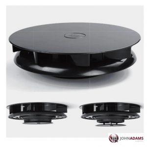 rotary vent black