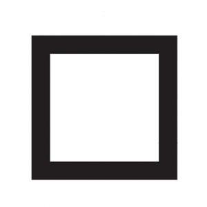 Aluminium Square Box Section
