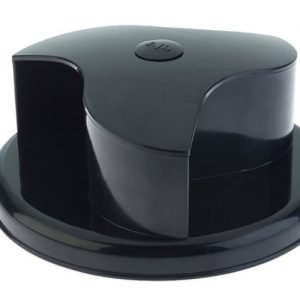Rotary Roof Vent Black