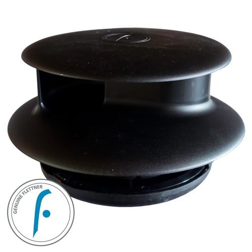 Air Ventilator For Godowns : Flettner tcx van wind driven rotating roof vent narrow