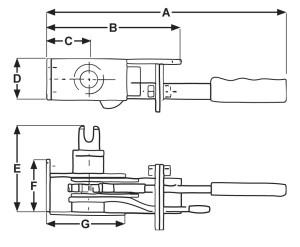 Curtain Tensioner - R45