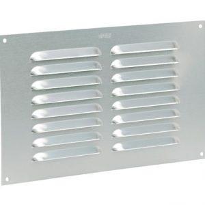 aluminium louvre vent