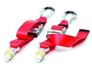 Rear Restraint Straps - UNOR02
