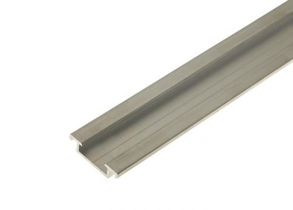 aluminium carrier rub rail