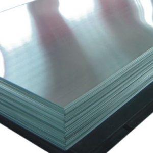 Plain Aluminium Sheet