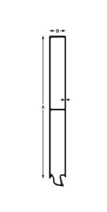 Aluminium Top Plank