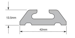 Unwin Surface Rail