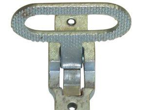 Folding Step Zinc Plated