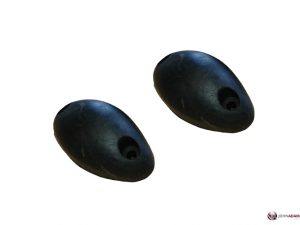 Oval Rubber Buffer